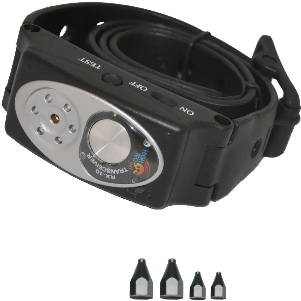 High Tech Additional Multi-Function Collar for the X-10 Fencing & Containment System - For Dogs - from EntirelyPets