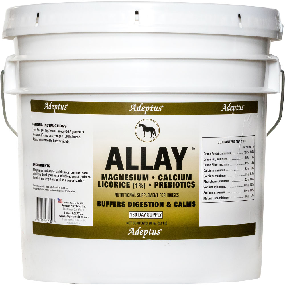 ALLAY-BUFFERS-DIGESTION-CALMS-HORSES-20-LBS