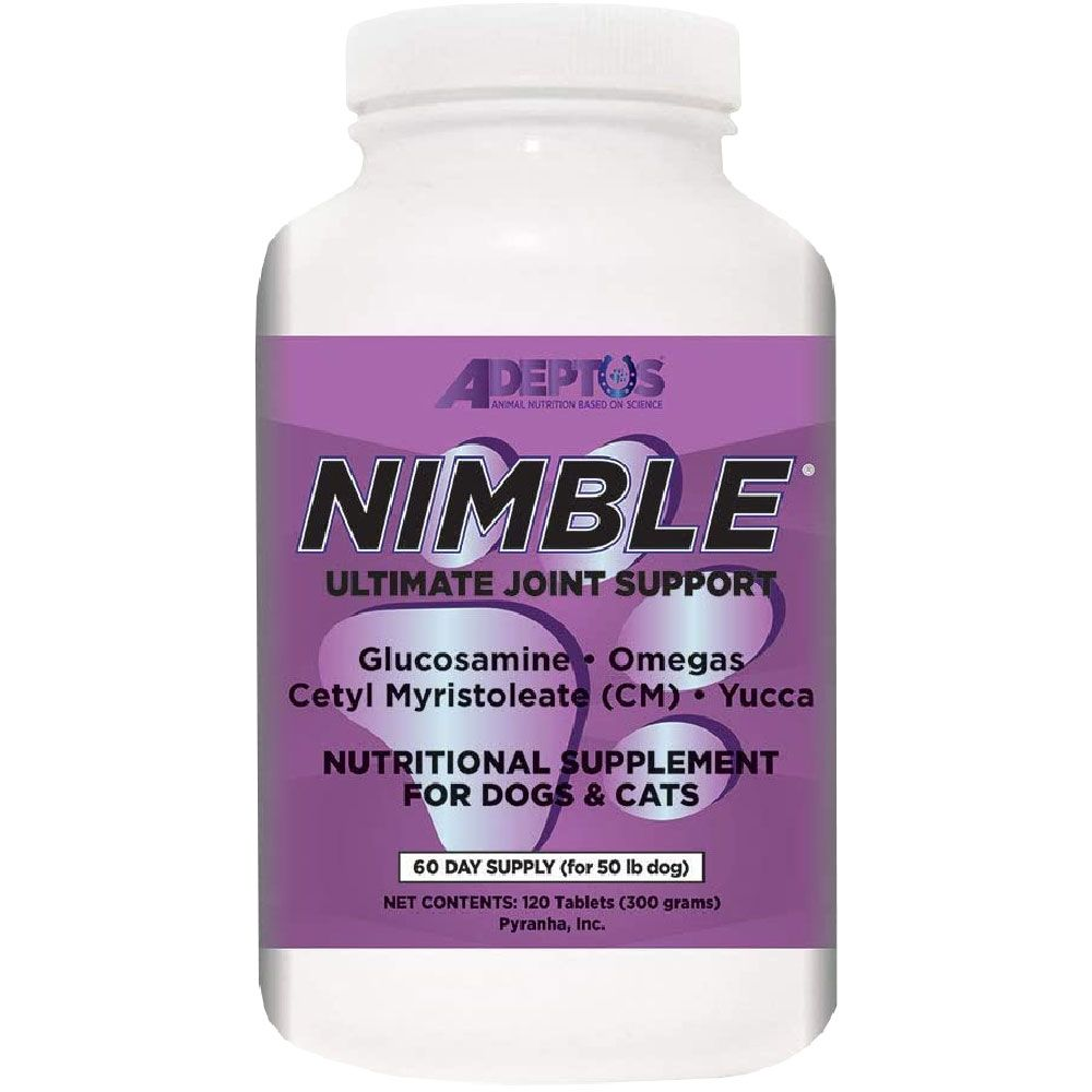 NIMBLE-JOINT-SUPPORT-PETS-120-TABLETS