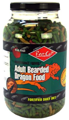 Adult Bearded Dragon Food (2.5 lbs)