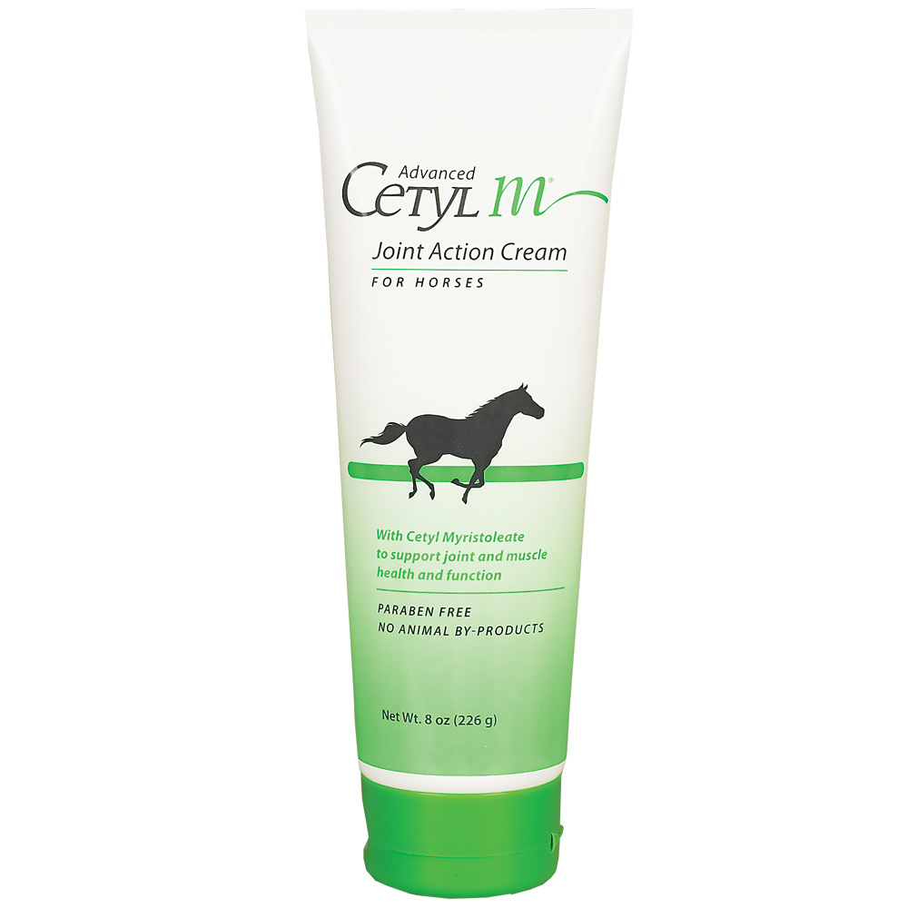Advanced Cetyl M Joint Action Cream for Horses (8 oz) im test