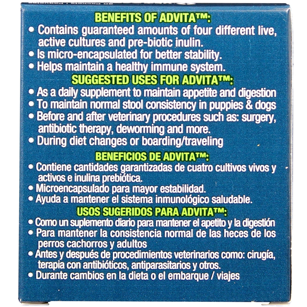 ADVITA-PROBIOTIC-DOGS-30-PACKETS