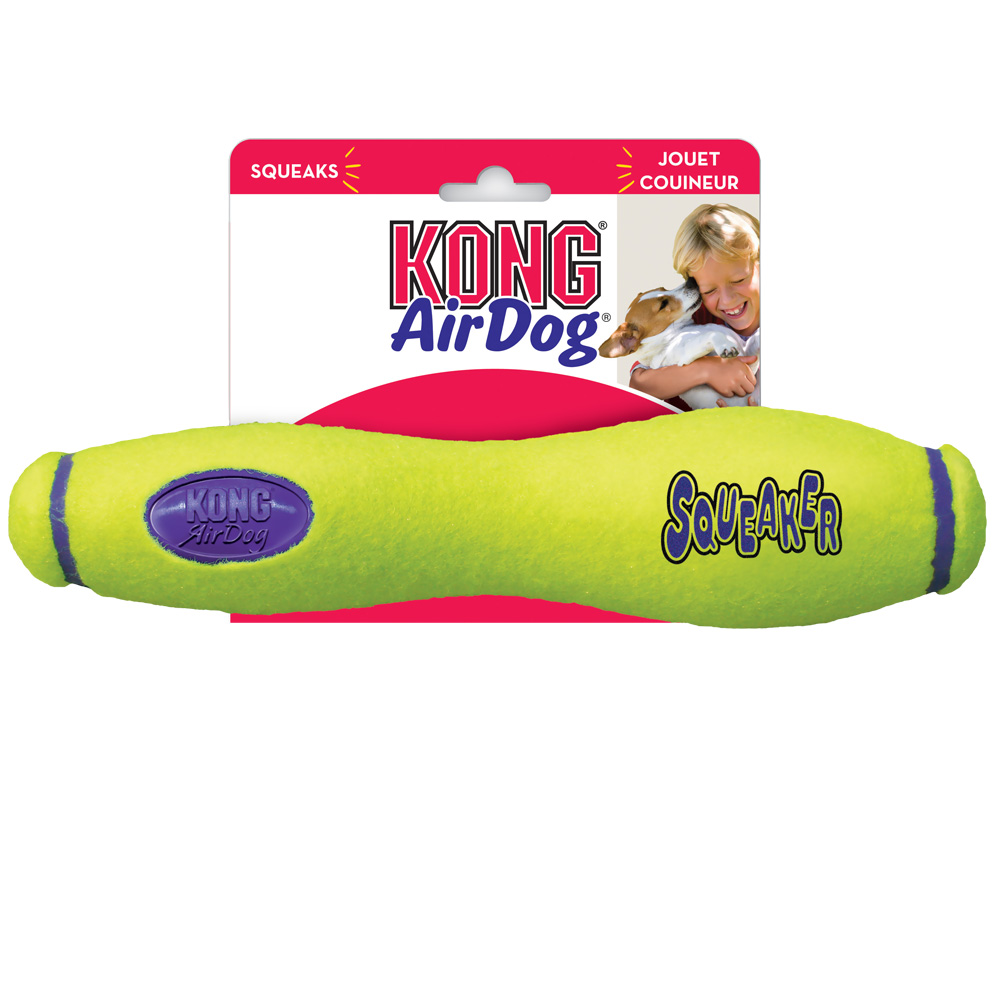Air KONG Squeaker Fetch Stick - Medium im test