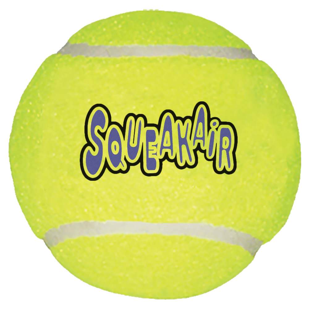 Air KONG Squeaker Tennis Ball - Medium im test