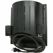 "AKOMA Heat-N-Breeze Heater - Black (10"" x 10"" x 4.5"")"