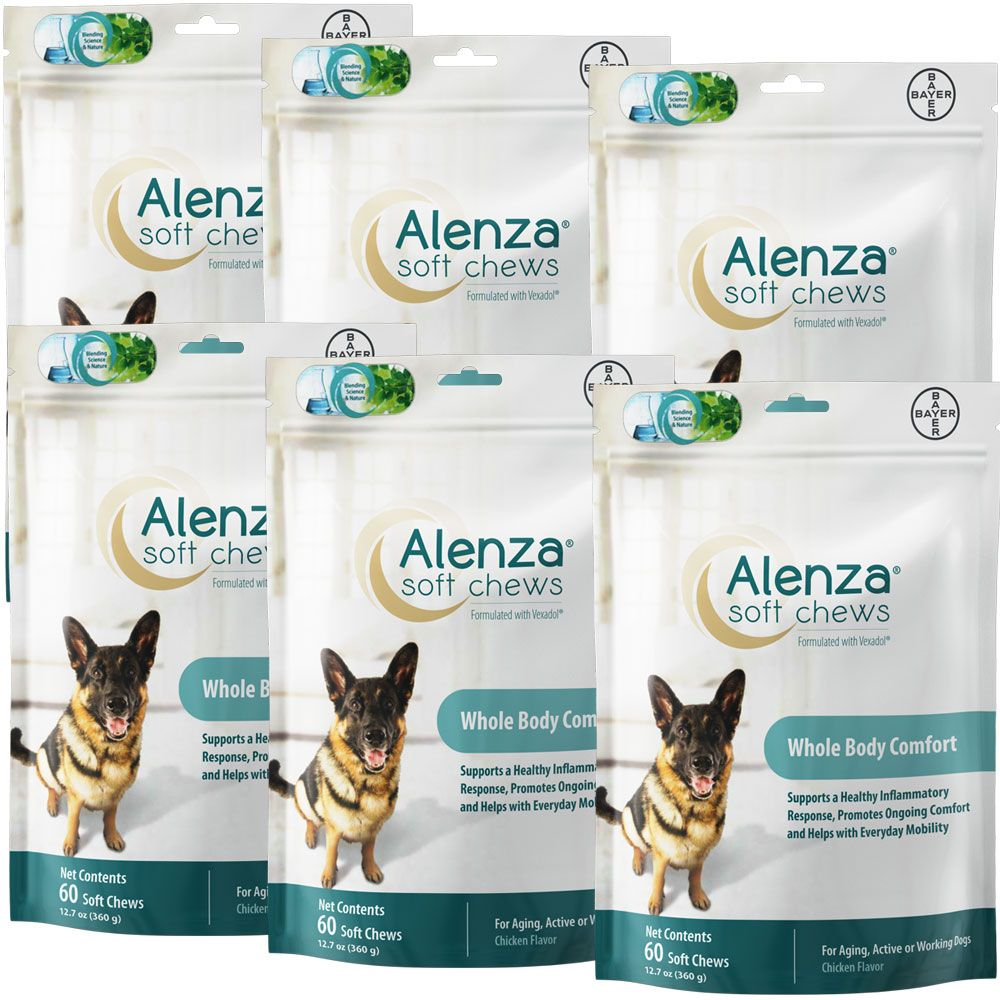 Alenza Soft Chews for Medium & Large Dogs 6-Pack (360 count) im test