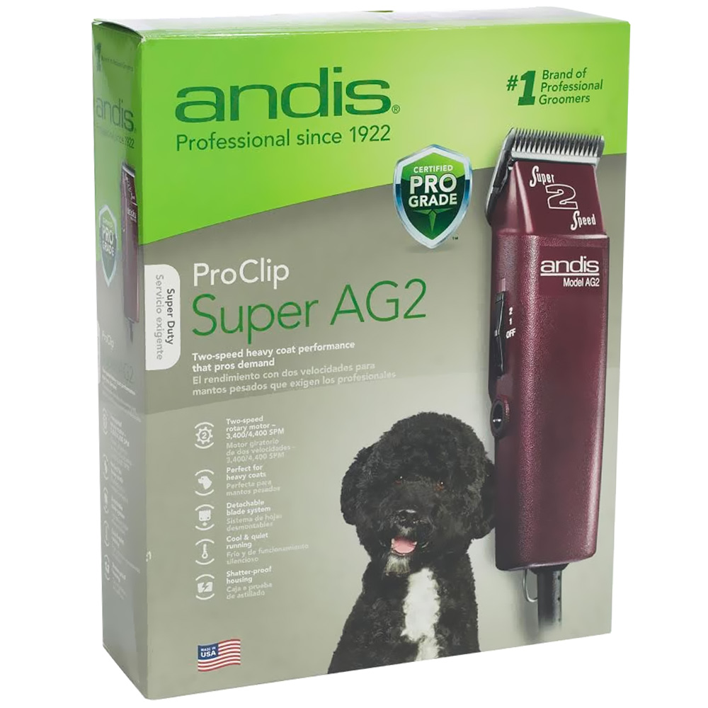 ANDIS-AGP-SUPER-2-SPEED-PET-GROOMING-CLIPPERS