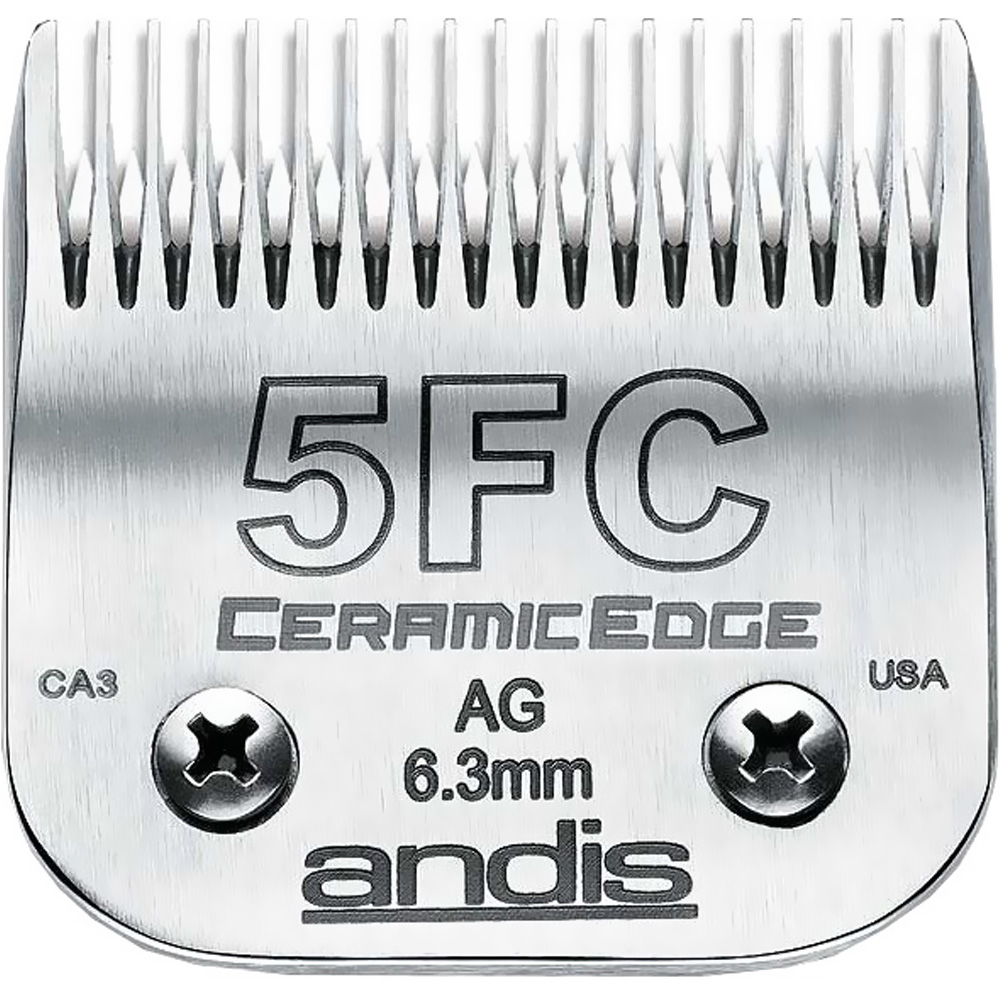 Andis CeramicEdge Clipper Blade - Size 5FC - For Dogs - from EntirelyPets