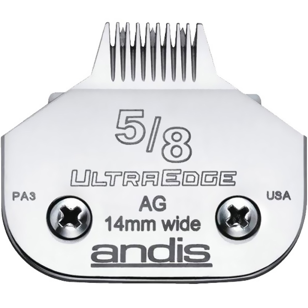 Andis UltraEdge Clipper Blade - Size 5/8 - For Dogs - from EntirelyPets