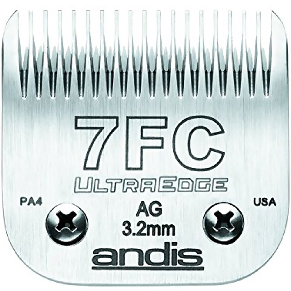 Andis UltraEdge Clipper Blade - Size 7FC - For Dogs - from EntirelyPets
