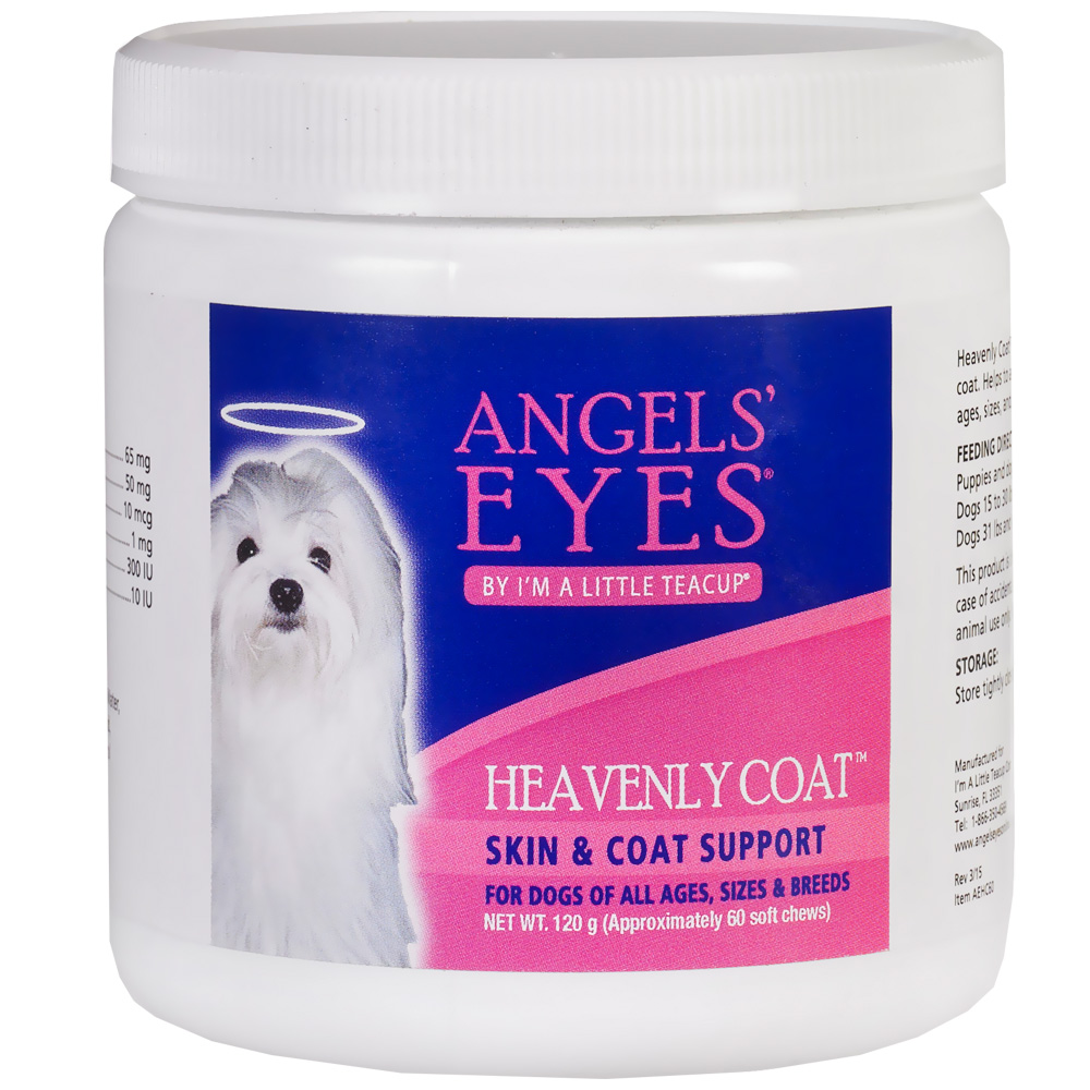 Image of Angels' Eyes Heavenly Coat Soft Chew (60 count)