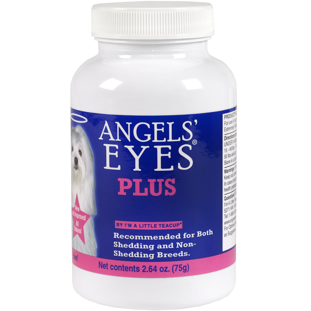 Angels' Eyes Plus for Dogs - Beef (75 gm) im test