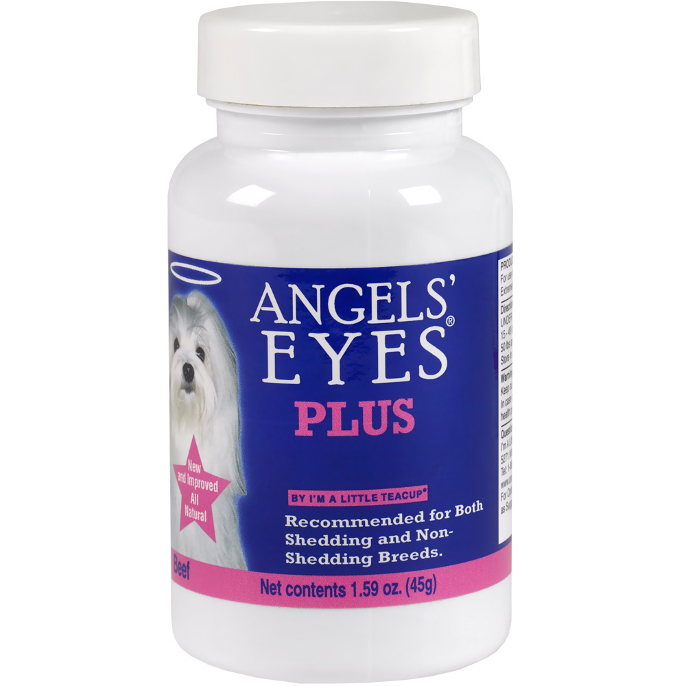 Image of Angels' Eyes Plus for Dogs - Beef (45 gm)