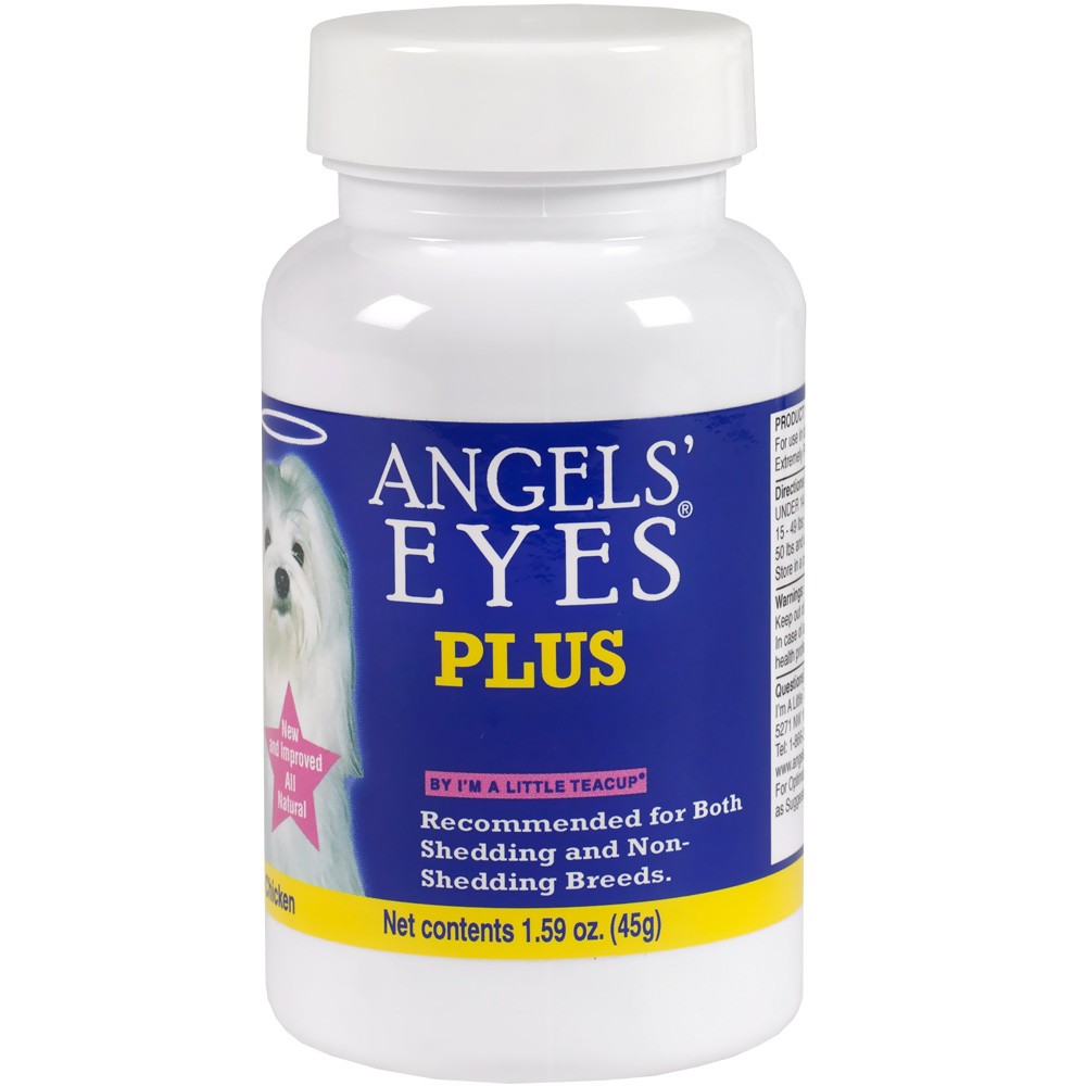 Angels' Eyes Plus for Dogs - Chicken (45 gm) im test