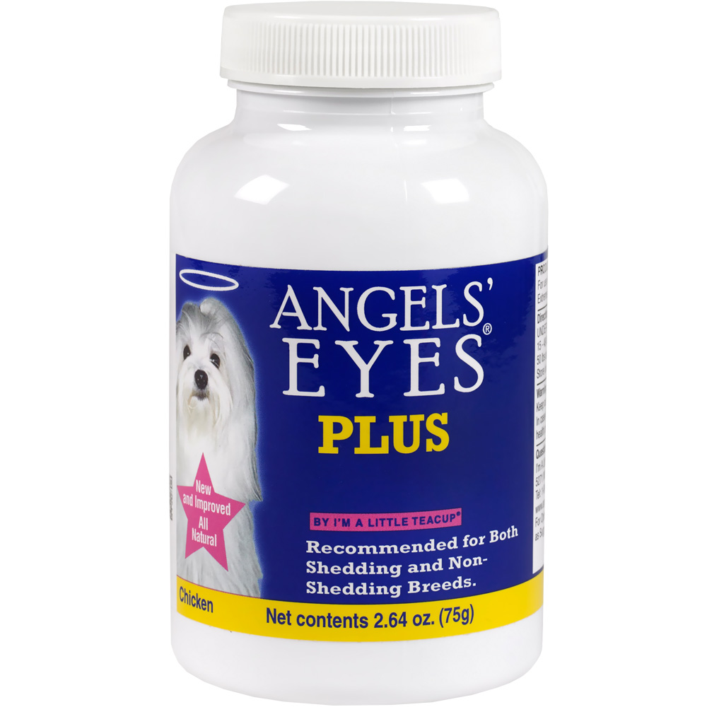 Angels' Eyes Plus for Dogs - Chicken (75 gm) im test