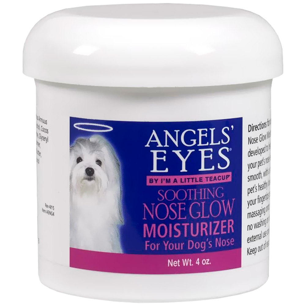 Angels' Eyes Soothing Nose Glow Moisturizer for Dogs - 4 oz - from EntirelyPets