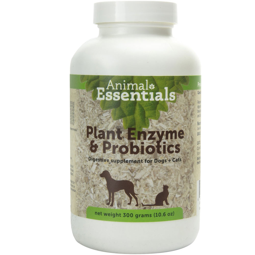 Animal Essentials Plant Enzymes & Probiotics (300 g)