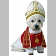Holy Hound Dog Costume (Large)