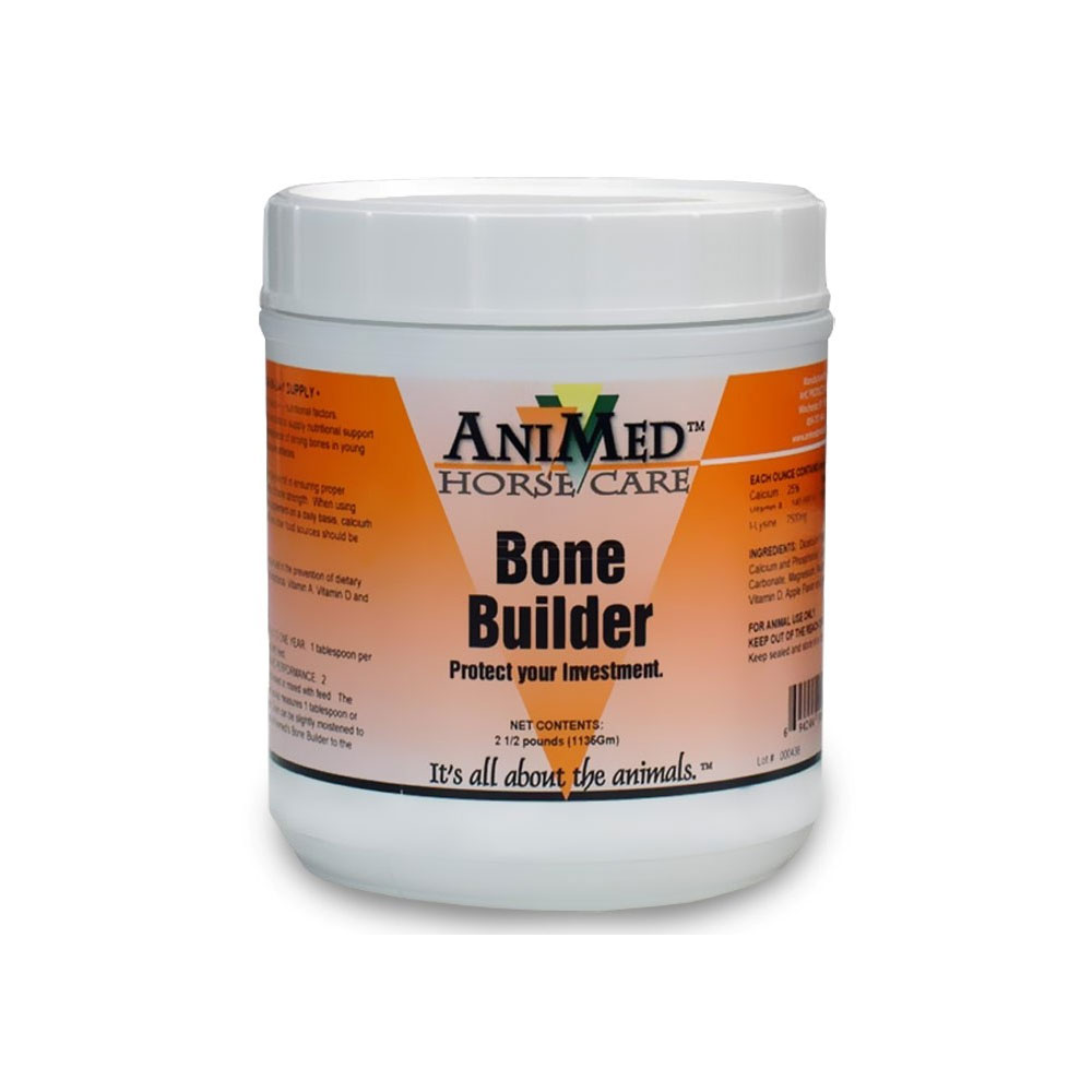 AniMed Bone Builder (2.5 lbs.) im test