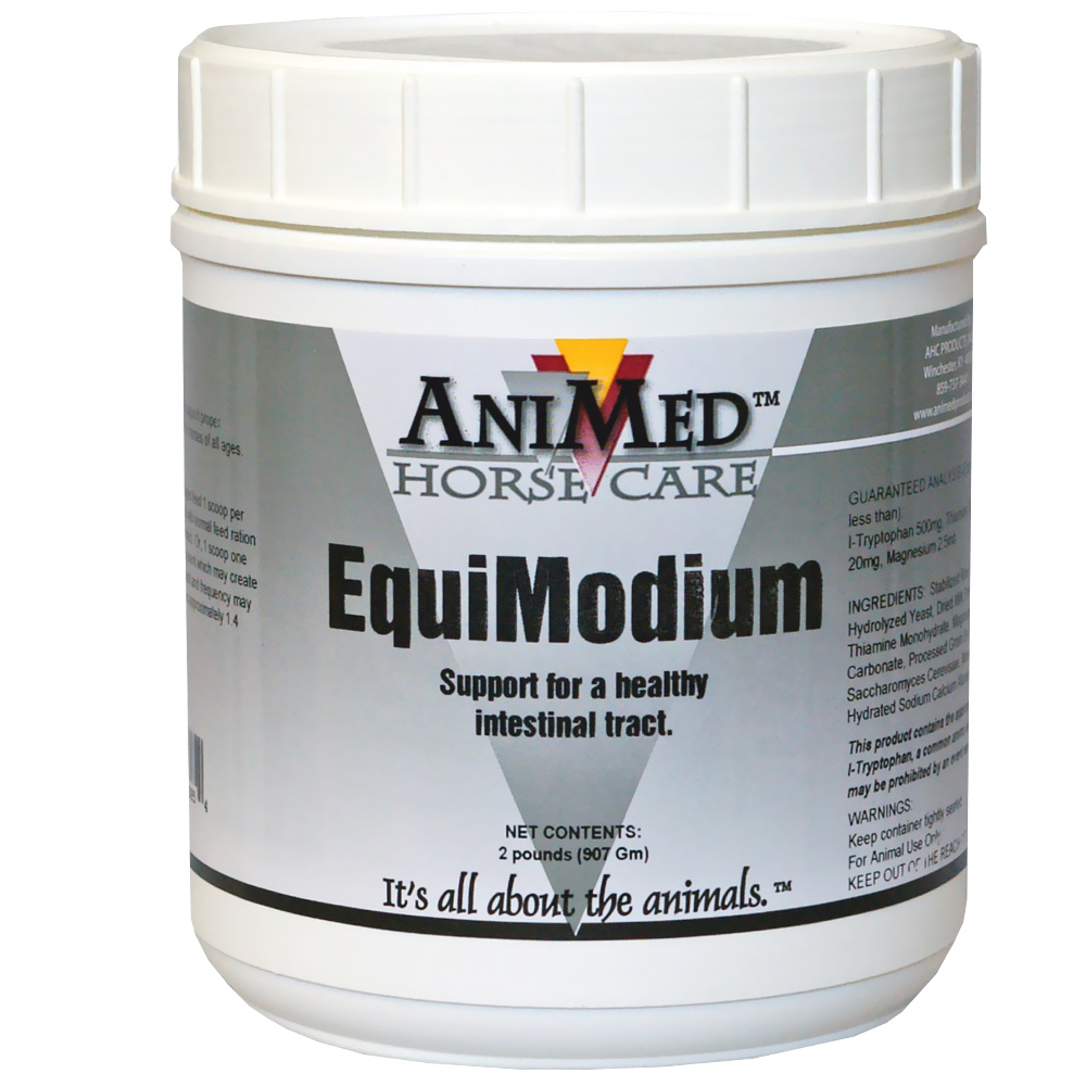 AniMed EquiModium (2 lb) im test