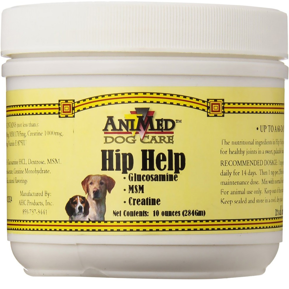 Animed Hip Help Powder (10oz) im test