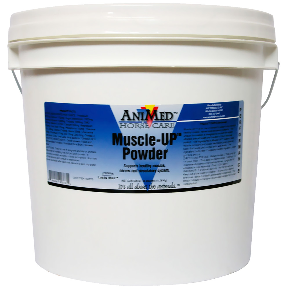 AniMed Muscle-UP Powder (25 lb) im test