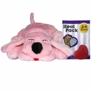 Anxiety Guaranteed Solution - Snuggle Puppy - Pink