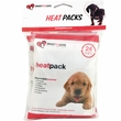 Anxiety Guaranteed Solution - Snuggle Puppy - Replacement Batteries & Heat Packs (6 Pack)