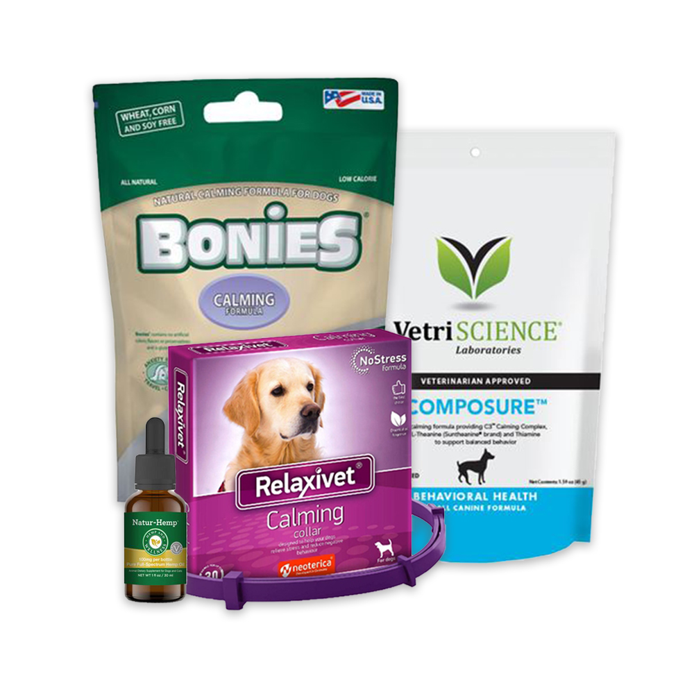 Anxiety Relief Kit for Dogs im test