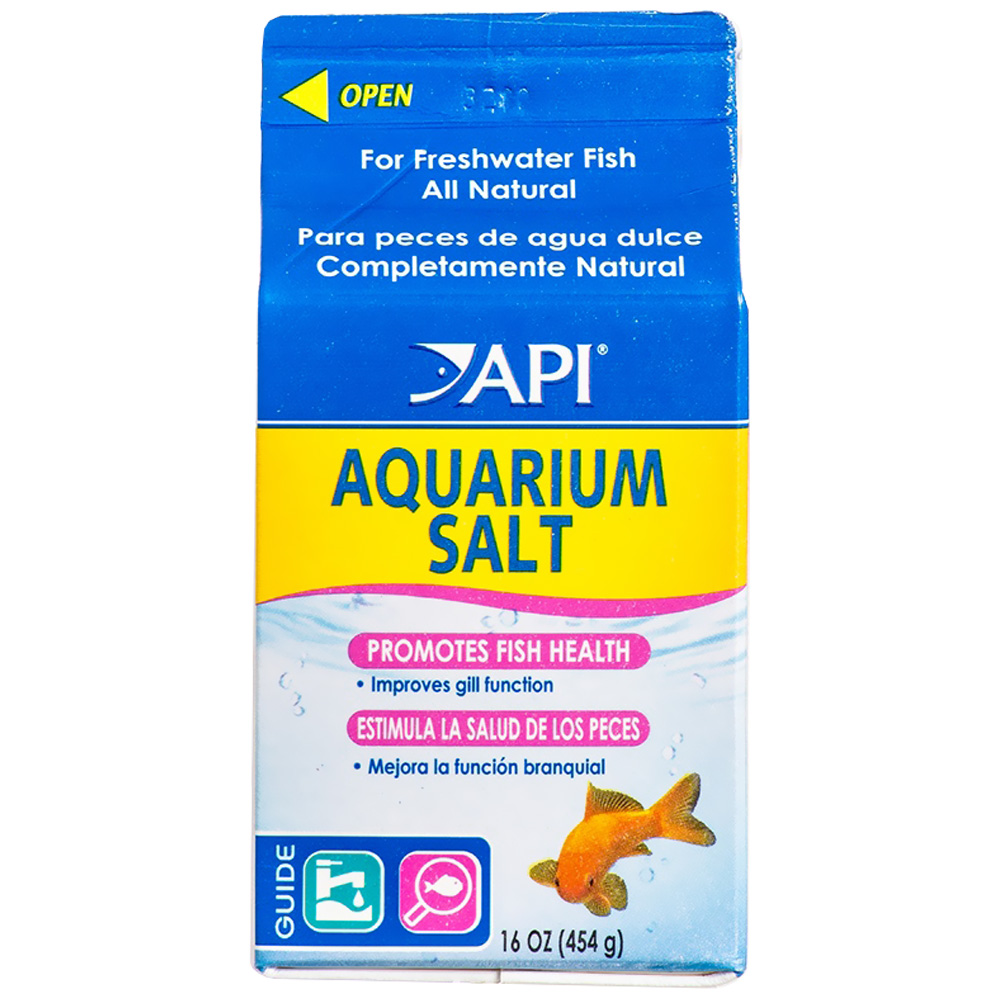 API Aquarium Salt (16 oz) im test
