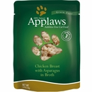 Applaws Additive Free - Chicken Breast with Asparagus in Broth (2.47 oz)