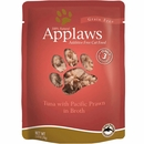 Applaws Additive Free - Tuna with Pacific Prawn in Broth (2.47 oz)