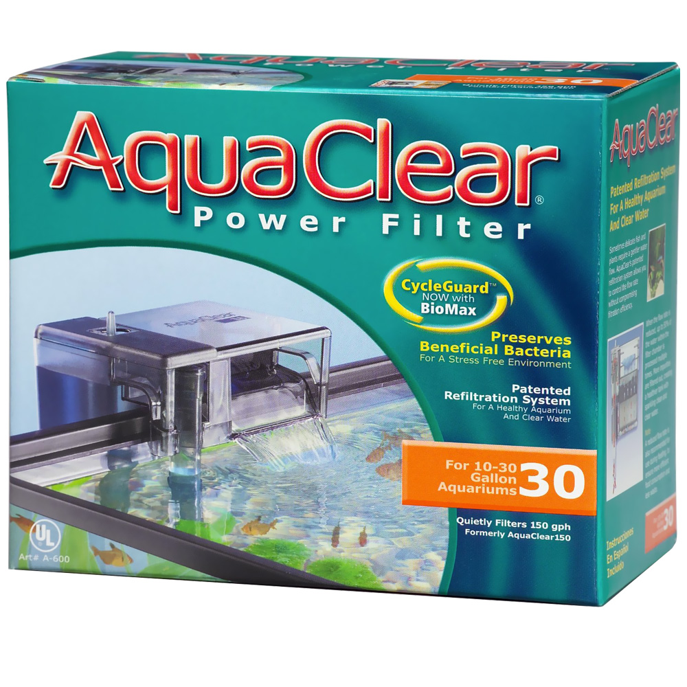 Image of AquaClear 30 Power Filter (30 gal)