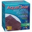 AquaClear 70 Filter Insert Activated Carbon (3 pack)
