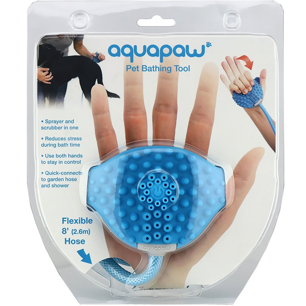 Aquapaw Pet Bathing Tool im test