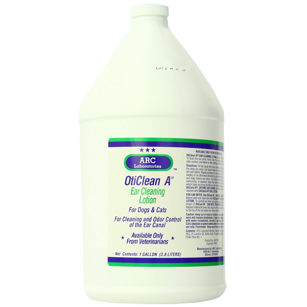 ARC Oticlean A Ear Cleaning Lotion (1 Gallon) im test