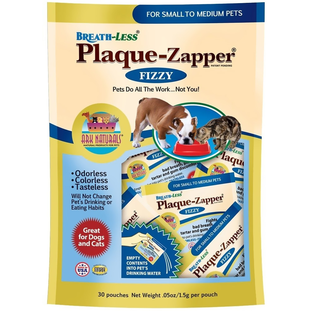 Image of Ark Naturals BREATH-LESS Plaque Zapper - SM/MED (30 pouches)