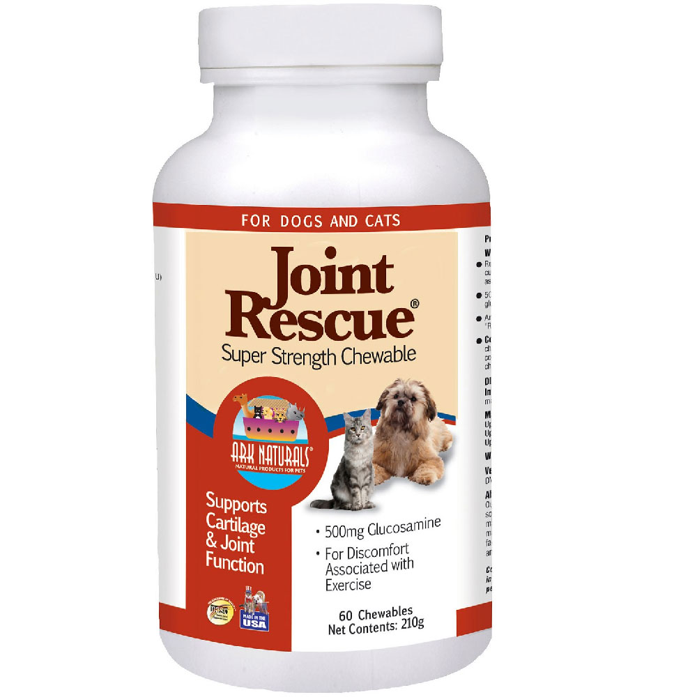 Ark Naturals Joint Rescue (60 Chewables) im test