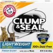 Arm & Hammer Clump & Seal Lightweight Cat Litter - Fresh Scent (9 lb)