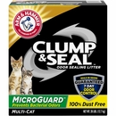 Arm & Hammer Clump & Seal Microguard Multi-Cat Litter (9 lb)