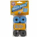Arm & Hammer Refill Waste Bags Assorted Colors - (90 count)