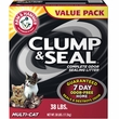 Arm & Hammer Multi-Cat Clump & Seal Complete Odor Sealing Litter (38 lb)