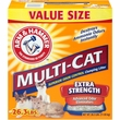 Arm & Hammer Multi-Cat Extra Strength Clumping Litter (26.3 lb)
