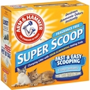 Arm & Hammer Super Scoop Clumping Litter - Fragrance Free (20 lb)