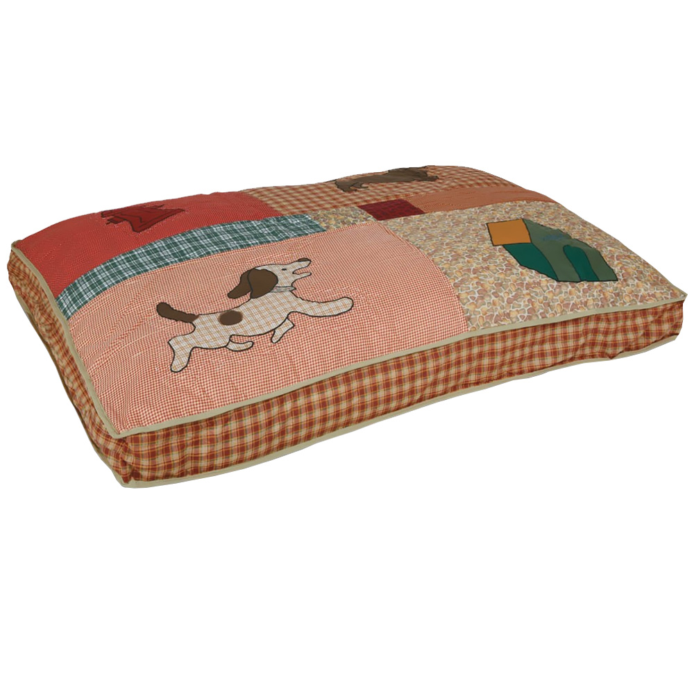 """Image of """"Aspen Pet Quilted Novelty Bed (30"""""""" x 40"""""""") - Assorted"""""""