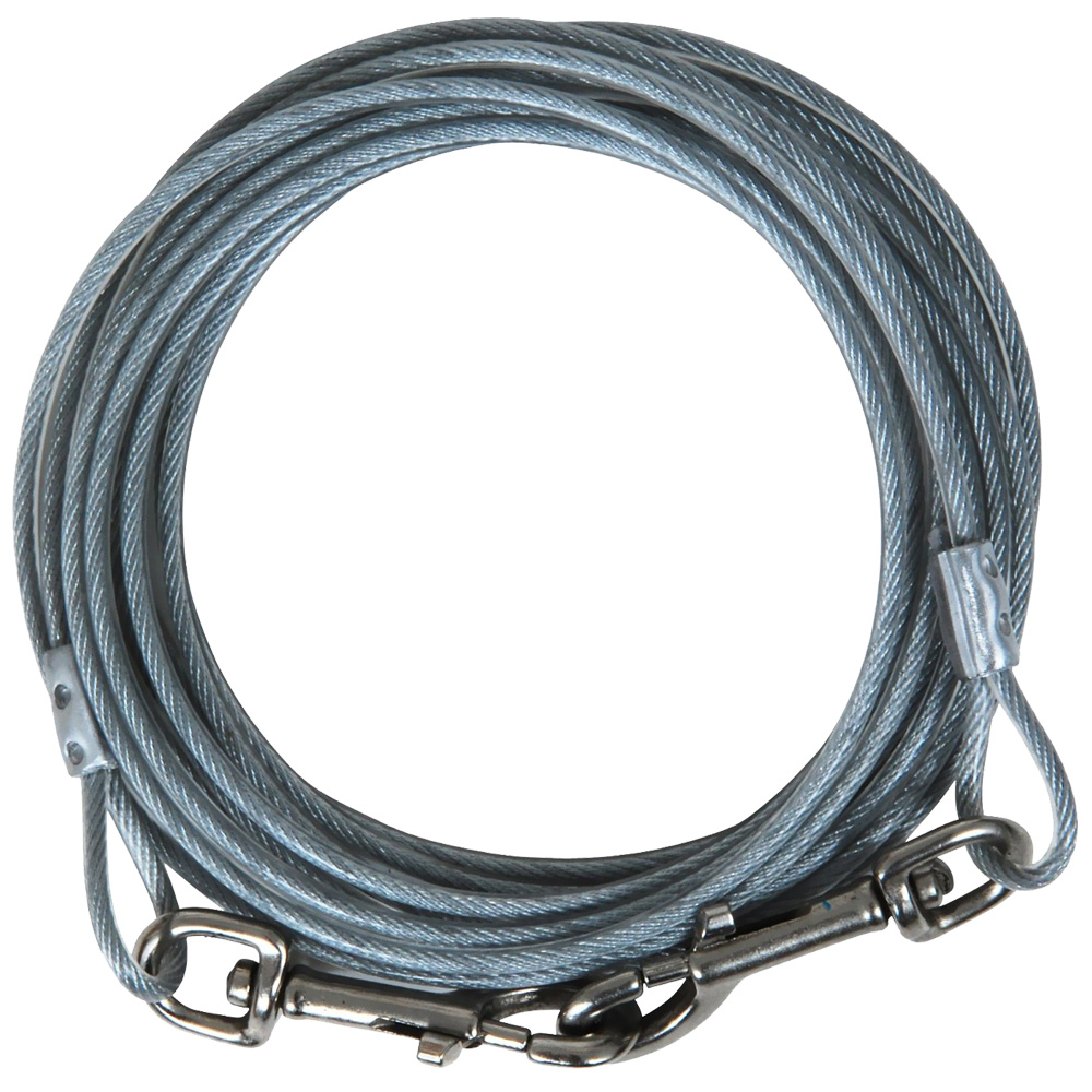 Image of Aspen Pet Tieout Medium 20' - For Dogs - from EntirelyPets