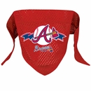 Atlanta Braves Dog Bandana - Small