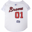 Atlanta Braves Dog Jerseys