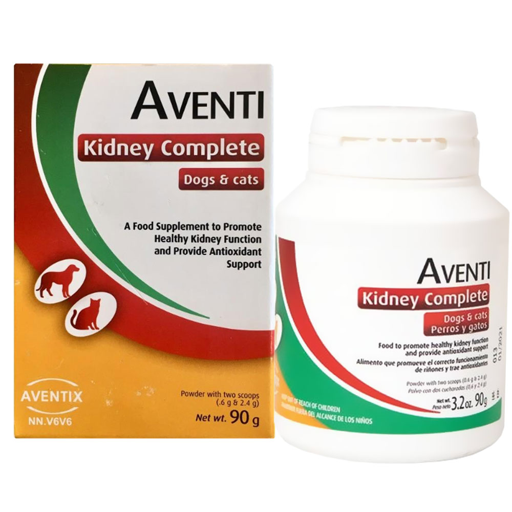 Aventi Kidney Complete for Dogs & Cats (90 gm) im test
