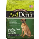 AvoDerm Dry Dog Food